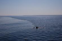 Dricksvatten till Holmön via vattenledning på havsbotten