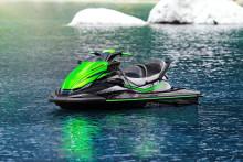 Kawasaki lanserar en helt ny färgglad JET SKI modellserie – STX 160