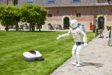 Hondas robotgräsklippare bäst i test