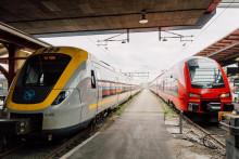 MTR Express siktar på fortsatt tillväxt genom samarbete med Västtrafik