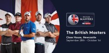 Special buses for the British Masters at Close House