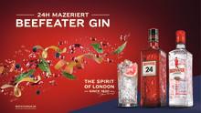 Alles auf Rot: Pernod Ricard Deutschland erstmals mit Premium-Gin Beefeater 24 im TV präsent