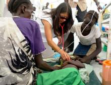 Sydsudan: Brist på läkemedel måste åtgärdas