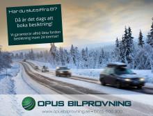Slutsiffra 8 får körförbud 1 januari