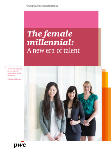 The female millennial - a new era of talent