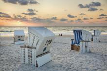 Ein Strandkorb für Rio