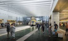 Tyréns är med och bygger deletapp Centralen av Västlänken