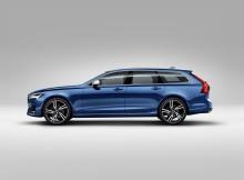 Volvo Cars lanserar sportiga S90- och V90-R-Design-modeller