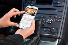Unfallmeldedienst bewährt sich: leicht und schnell zu installieren