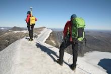 Kampen om Kebnekaises högsta topp