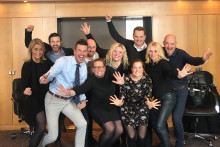 "Quality Hotel vinner det prestige fyllda priset: HSMAI Europe's ""Best Cultural Transformation of the Year"""