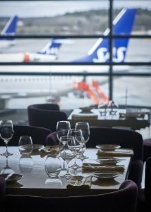 Pontus in the Air öppnar exklusiv VIP-lounge  - i samarbete med American Express
