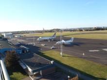 Norrköping Airport ökar passagerarantalet i augusti