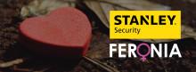 STANLEY Security stöder Feroniaprojektet – En insamling för kvinnokraft