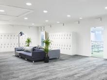 Interface vill förbättra elevers arbetsmiljö och inlärning med textila golv