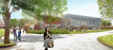 Pressinbjudan: Nu omvandlas studentstaden Lunds kända tentabyggnad