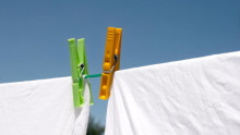 Slik vasker du enkelt klær for hånd når du er på ferie