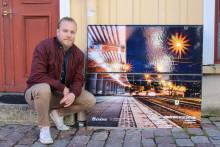 Bilder från JKPG pryder återigen Jönköpings elskåp