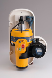 Ocean Signal (Seawork International - Stand PY67): Ocean Signal Introduces E101V Float-Free EPIRB with VDR Memory Capsule for First Time at Seawork