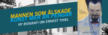 Ny biografi om Ernest Thiel