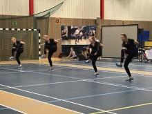 Nya svenska rekord i snabbhet under SM i hopprep