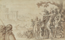 Drawings from Danish Art Collection Sold for DKK 12.6 million