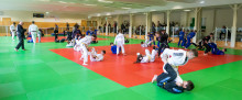 Building the future of Brazilian Jiu Jitsu - 1st UKBJJA Junior Development Camp is huge success