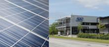 TePe satsar på förnybart i Malmös största solcellsanläggning