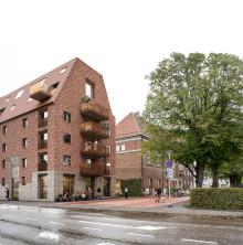 Midroc vinner byggtävling om Parkskolan i Ängelholm