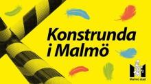 Konstrunda i Malmö i påsk