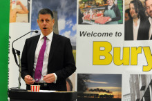 Bury votes Leave in EU Referendum