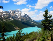 Wondrous Walks in the Canadian Rockies