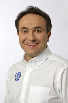 Sven Smeets ny chef för Volkswagen Motorsport