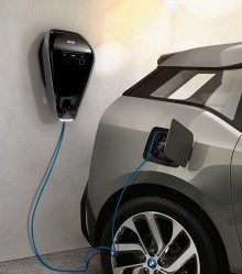 Laddbox på köpet vid beställning av elbil – laddar 80 procent snabbare än standardladdning