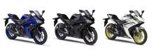 2018年モデル「YZF-R3 ABS」「YZF-R25/ABS」を発売 人気のロードスポーツモデルのカラー&グラフィックを変更