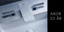 AXOR fejrer 25 år med individuel badindretning
