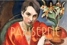 Sommerutstillingen Pariserne åpner på Lillehammer Kunstmuseum