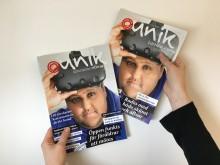 Välkommen till nya tidningen Unik