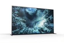 El nuevo TV Sony ZH8 8K HDR Full Array LED ya está disponible