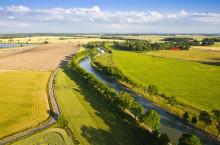 Träd donation skapar hållbarhet längs Göta kanal