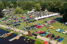 8.400 personer besökte årets Nostalgia Festival