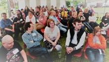 Waterfrontfika: Funktionsrättskonventionen – bara när det passar? FUB i Almedalen 2017