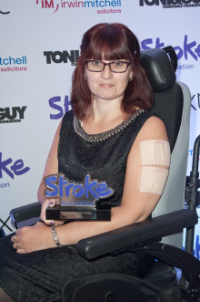 ​Award-winning Leicester stroke survivor set to start Resolution Run