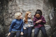 FOR THE NEXT GENERATION OF ADVENTURERS | HAGLÖFS JUNIOR COLLECTION