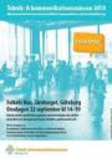 Teknik- och Kommunikationsmässan 2010