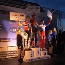 Norske pallplasser i Europacupen BMX