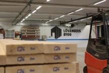 Med ny fabrik kan Lövångers Bygg möta den stora efterfrågan