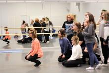 Estetiska programmet på Carlforsska ger Peter Pan