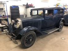 Kriget stoppade Astrids lyxbil – vem blir första föraren sedan 1939?