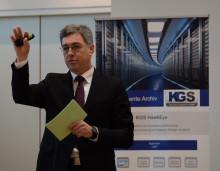 Erfolgreiches KGS Meet up zum Thema Intelligentes Archiv bei der WWK München
